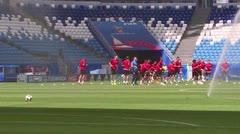 Costa Rica inicia contra Serbia la repetición del sueño del 2014