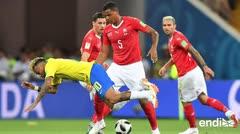 Brasil iguala con Suiza y reaviva los fantasmas en su debut mundialista