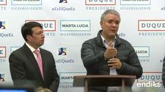 Iván Duque guía el retorno de la derecha a Colombia