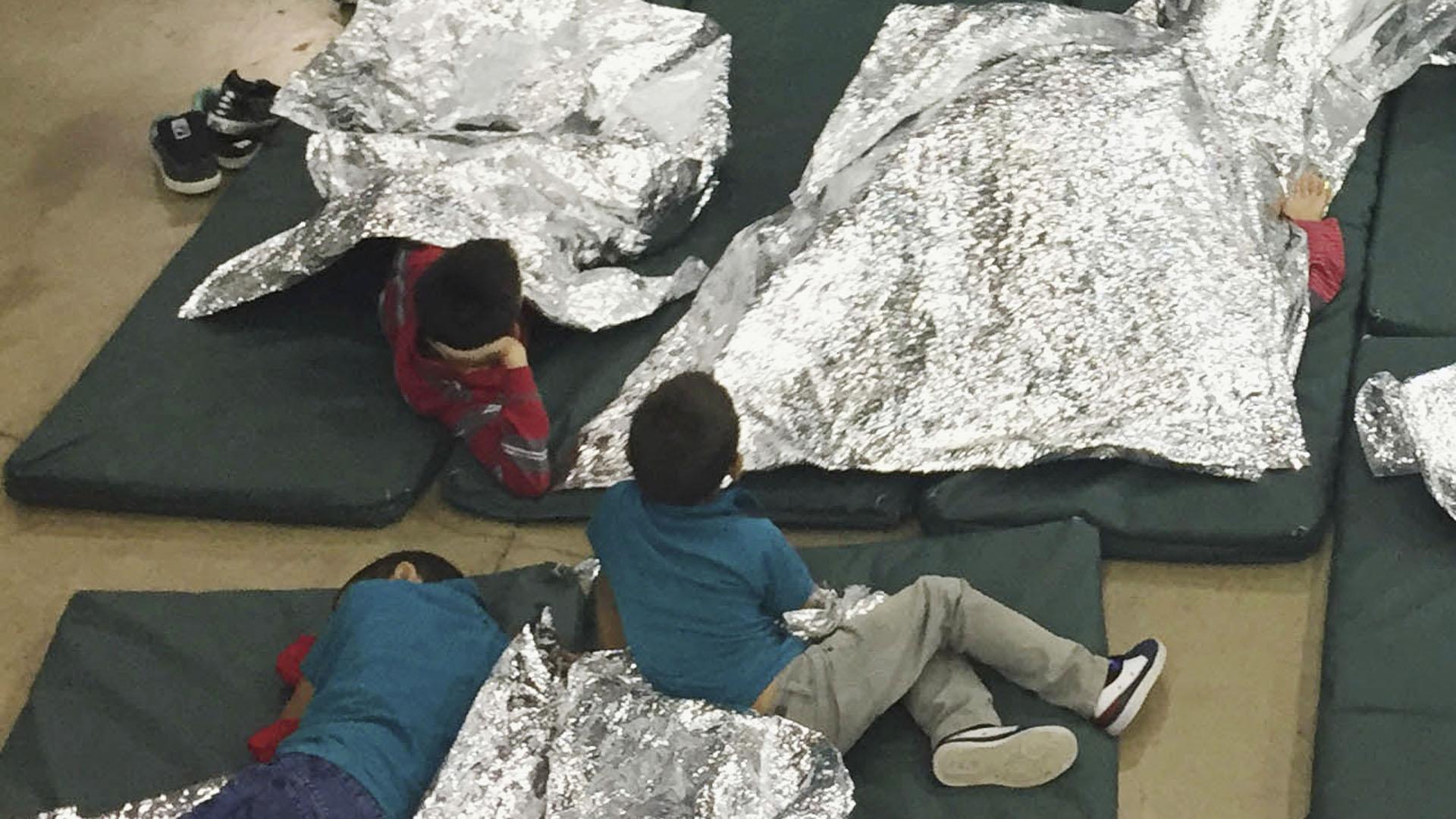 ProPublica revela un audio de desgarradoras voces de niños migrantes