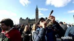 La Cámara de Canadá aprueba el proyecto para legalizar la marihuana