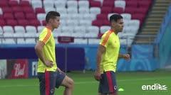 Colombia y Polonia se miden en una guerra por la supervivencia en la Copa Mundial