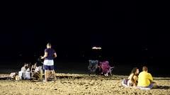Tranquila la celebración de la Noche de San Juan en Ocean Park