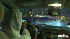 Las mujeres saudíes toman el volante