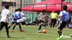 Costa Rica levanta el trofeo de campeón del Mundialito
