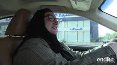 Salen a la calle a recoger pasajeros las primeras choferes saudíes