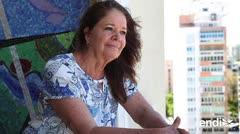 """Los cineastas del patio """"no reciben apoyo"""" del pueblo, dice Sonia Fritz"""