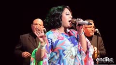 La India presentó su 'Trayectoria' musical en Bellas Artes de Santurce