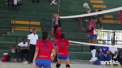 Jóvenes boricuas y cubanas celebran la Copa de la Amistad