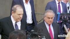 Weinstein se declara inocente en su tercera acusación de abuso