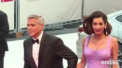George Clooney enfrenta una serie de traumas al chocar una motora