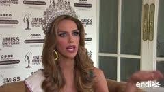 Ángela Ponce les contesta a quienes cuestionan su naturalidad por ser una reina transgénero