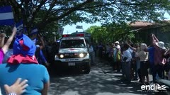 Un ataque a una iglesia por fuerzas del gobierno de Nicaragua dejó dos muertos