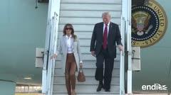 """Trump incluye a Rusia entre los """"enemigos"""" de Estados Unidos"""