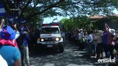 Sangriento fin de semana en Nicaragua