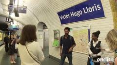 París renombra las estaciones del metro tras la victoria en el mundial