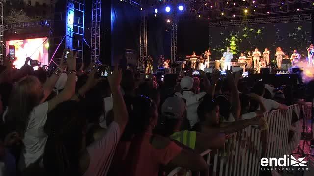 Gilberto Santa Rosa conquista los corazones de los cubanos