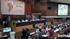 """""""En Cuba no hay, ni habrá giros capitalistas"""", afirmó Díaz-Canel"""
