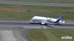 Así de impresionante es el nuevo Airbus Beluga XL