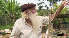 Don Guillermo relata cómo el huracán María lo sorprendió y se llevó su techo