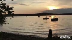 Sorpresiva tormenta: turistas y niños mueren al naufragar en un lago de Missouri