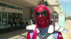 Arranca el popular Comic-Con de San Diego con miles de disfraces