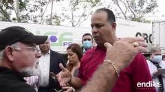Visita sorpresa: representantes sorprenden al ICF tras quejas de pestilencia