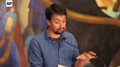 Lin Manuel, familares y amigos crean el Fondo Flamboyán para las artes en Puerto Rico