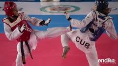 Glorioso el cuarto día de competencia en Barranquilla con medallas de bronce, plata y oro