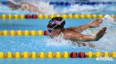 400 metros de oro para Kristen Romano en la piscina centroamericana