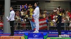 Vamos, Puerto Rico: la gimnasta Bianca León suma otra medalla de oro en Barranquilla