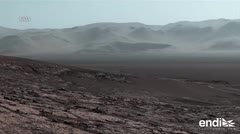 Descubren el primer lago subterráneo de agua líquida en Marte