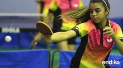 """Puerto Rico tiene """"muchas oportunidades"""" de ganar nuevas medallas en tenis de mesa"""