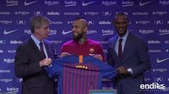 """Arturo Vidal está """"feliz"""" tras firmar como nuevo jugador del Barcelona"""