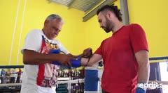 """José """"Sniper"""" Pedraza regresará a Puerto Rico con el campeonato"""