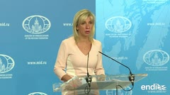 Rusia denuncia nuevas sanciones de Estados Unidos y estudiará represalias