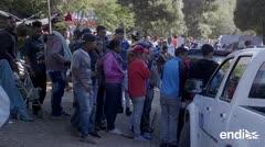 Venezolanos huyen hasta Ecuador a causa del colapso económico en su país
