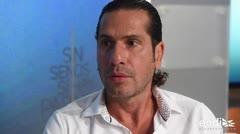 Pernía recuerda la época del narcotraficante Pablo Escobar en Colombia