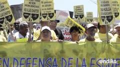 La Federación de Maestros lleva sus reclamos hasta La Fortaleza