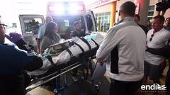 El secretario de Salud explica el estado de la jovencita accidentada en Aruba