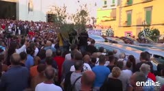 Realizan los primeros funerales de las víctimas del puente colapsado en Italia