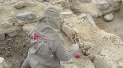 Descubren en Perú un muro prehispánico de 3,800 años