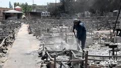 Gobierno afgano declara tregua con los talibanes con condiciones