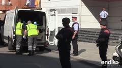 """La policía española investiga el ataque de un argelino abatido como un """"atentado terrorista"""""""