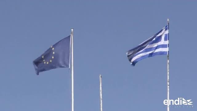 Grecia sale oficialmente de los estrictos planes de rescate de su deuda