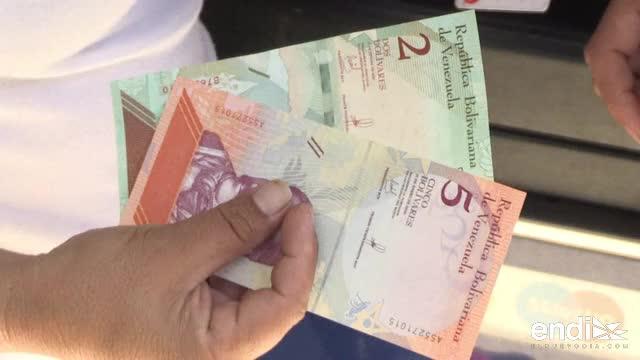 Venezuela estrena billetes entre nuevos temores económicos
