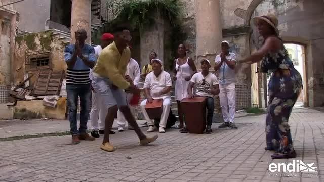 La rumba, alma de Cuba y reivindicación de la cultura africana