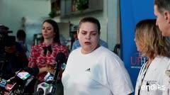 Madre de una de las víctimas del tiroteo en Jacksonville informa sobre su estado de salud