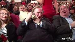 Investigan al actor francés Gérard Depardieu por violación y acoso