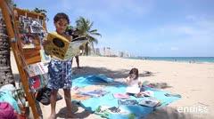 La actriz Tere Marichal crea una librería playera para los niños puertorriqueños